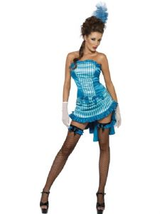 Lady Elegance Burlesque Costume